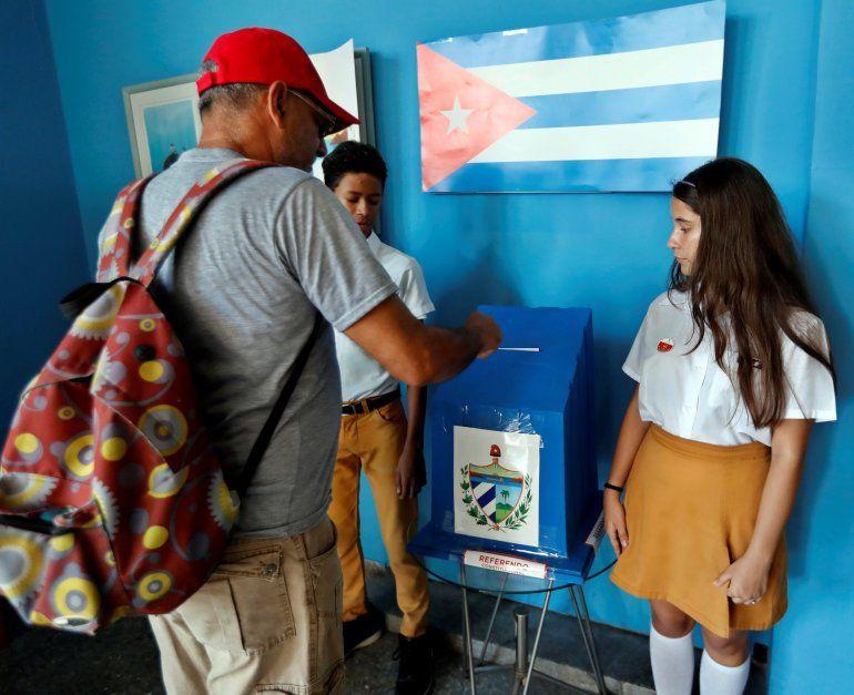Según el Gobierno cubano