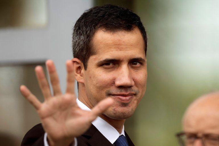 Presidente encargado de Venezuela