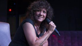 La cantante y compositora española, Rosana.