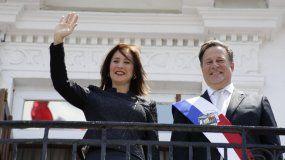 El presidente de Panamá, Juan Carlos Varela, recibió este lunes las cartas credenciales de Fabiola Zavarce como embajadora designada por el presidente encargado de Venezuela, Juan Guaidó.