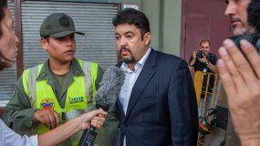 Roberto Marrero, jefe del Despacho del presidente (i) Juan Guaidó, detenido por el régimen de Nicolás Maduro.