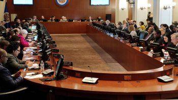 La OEA pidió la aprobación inmediata de la resolución para el ingreso de la ayuda humanitaria ante el colapso del sistema de salud en Venezuela.