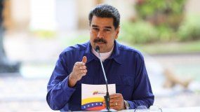 Nicolás Maduro,dictadordeVenezuela.