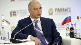 El ministro ruso de finanzas, Anton Siluanov.