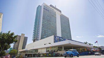 El hotel Habana Libre, antiguo Habana Hilton, una de las propiedades confiscadas por el régimen castrista.