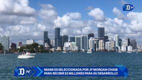 Miami recibe tres millones de dólares para su desarrollo sostenible