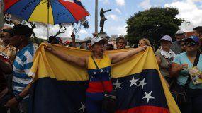 La oposición venezolana se ha mantenido en las calles manifestando su rechazo al régimen de Nicolás Maduro.