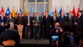 El grupo de contacto conformado para abordar la crisis de Venezuela