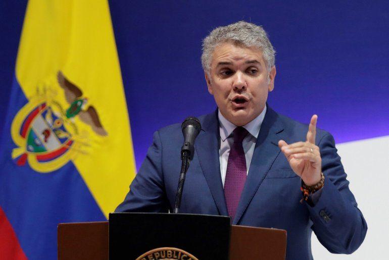 """Resultado de imagen para Duque afirma que Colombia será """"uno de los grandes jugadores"""" en Venezuela"""