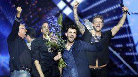 El holandésDuncan Laurence triunfó en Eurovisión 2019, con el tema Arcade.