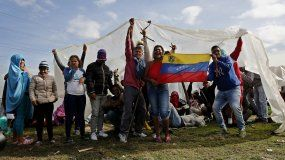 Se estima que unos 5 millones de venezolanos hayan emigrado en los últimos diez años.