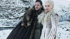Encabezan la lista los nombres de Brandon, Khaleesi y Daenerys.
