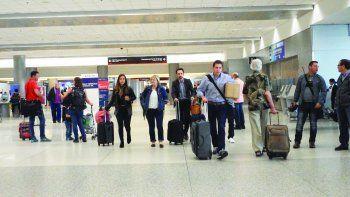 La terminal aérea miamense reportó más de 45 millones de pasajero en 2018.