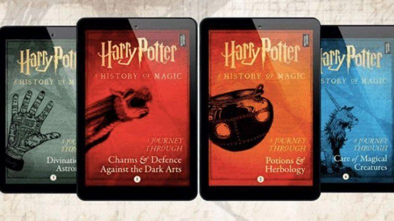J. K. Rowling publicará cuatro nuevos libros sobre el