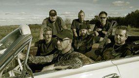 La banda de rock argentina La Beriso.