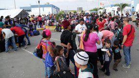Sólo el jueves 13 de junio de 2019, 5.849 venezolanos cruzaron la frontera, un aumento de alrededor de entre 1.500 y 2.000 venezolanos por día en los meses anteriores, según la oficina de inmigración de Perú.