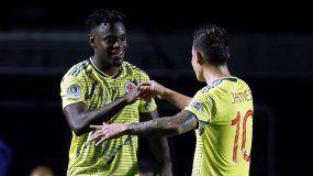 La selección Colombia, por su desempeño en la fase de grupos, parte como favorita junto a Brasil