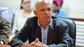 Hugo Armando Carvajal Barrios, alias el Pollo, exgeneral de la Fuerza ArmadaNacionalBolivariana(FANB).