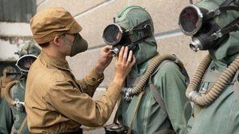 Fotograma de la serie Chernobyl, de HBO.