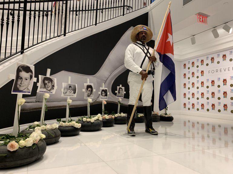 Los miamenses podrán ir al Museo Americano de la Diáspora Cubana a rendir tributo a las víctimas que dejó el hundimiento del remolcador 13 de Marzo.