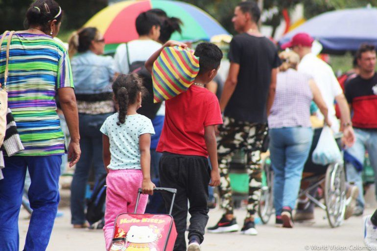 La severa crisis que vive Venezuela bajo el régimen de Nicolás Maduro ha provocado un éxodo masivo sin precedentes.