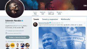 El traspaso de Salomón Rondón al fútbol chino costó 18,3 millones de euros y sigue siendo el venezolano de mayor valor en el fútbol.