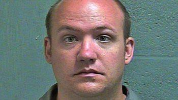 Fotografía sin fecha proporcionada por el Departamento de Policía del condado Oklahoma de Joshua David Kabatra.
