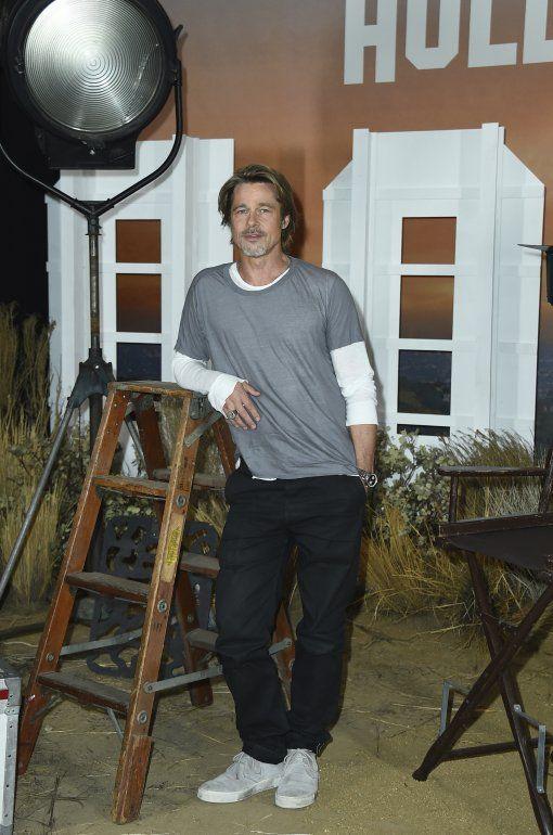 La película protagonizada por Brad Pitt se estrena el 26 de julio en Estados Unidos.