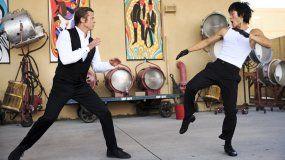 Bruce Lee es una de las muchas estrellas que aparecen en Érase una vez... en Hollywood, la nueva película de Quentin Tarantino.