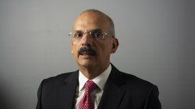 El magistrado venezolano Alejandro Rebolledo, radicado en el exilio, durante una entrevista con DIARIO LAS AMÉRICAS.