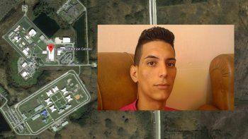 El cubano Yunier García se encuentra en el centro de detención de Krome.