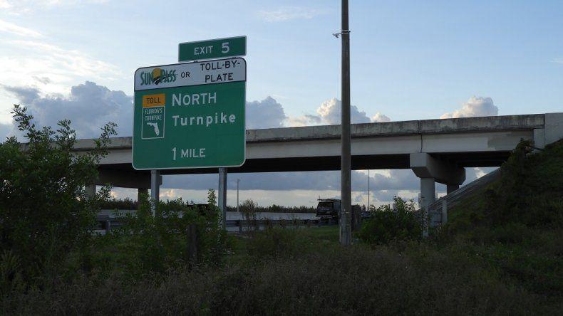 El puente unirá el territorio anexado de Hialeah y Miami Lakes.
