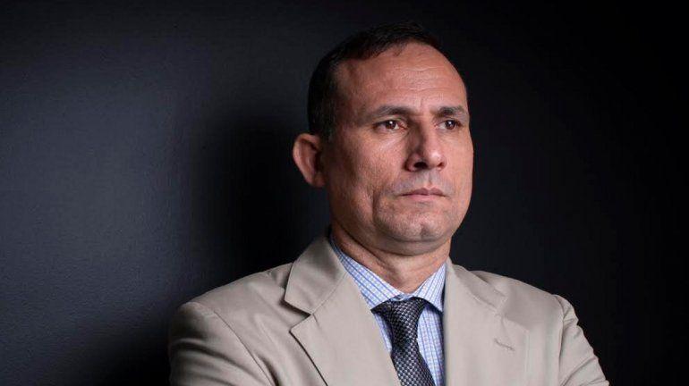 El opositor cubano José Daniel Ferrer