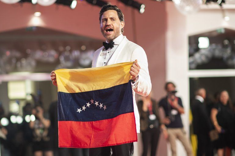 Edgar Ramírez dedica mensaje a Venezuela en Festival de Cine de ...