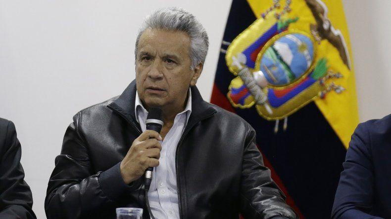 Resultado de imagen para La Asamblea Nacional de Ecuador ha aprobado la reforma tributaria impulsada por el Gobierno de Lenín Moreno, que se vio obligado a modificar su propuesta tras un primer rechazo parlamentario, en plena crisis política por las tensiones derivadas de la ola de protestas de octubre.