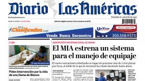 Portada digital/DIARIO LAS AMÉRICAS