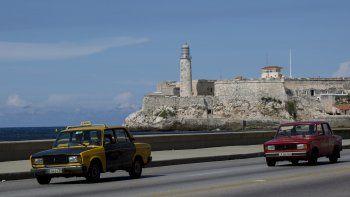 Vista del malecón de La Habana.