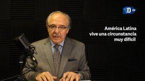 Asdrúbal Aguiar, director de la Sociedad Interamericana de Prensa (SIP).
