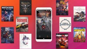 Google Stadia, la primera plataforma de streaming de videojuegos de Google,incluye 22 juegos.