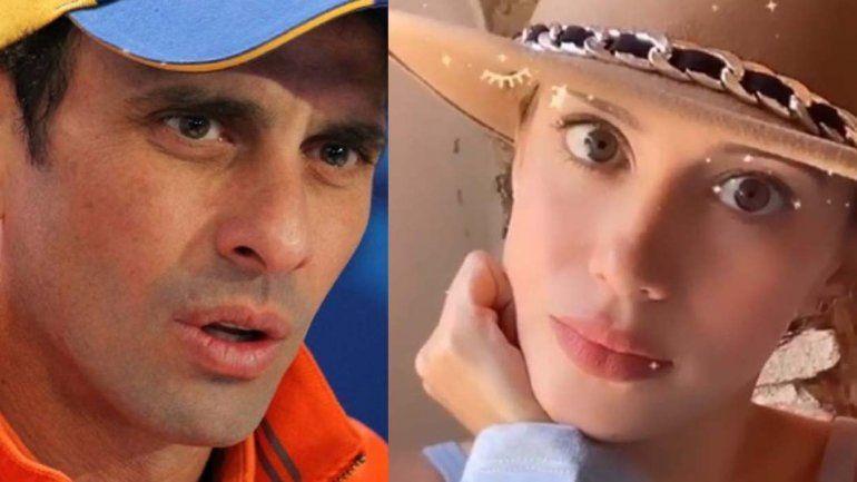 Capriles Radonski y Valeria Valle esperan la llegada de su primera hija