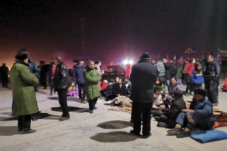 En esta imagen proporcionada por la agencia china de noticias Xinhua