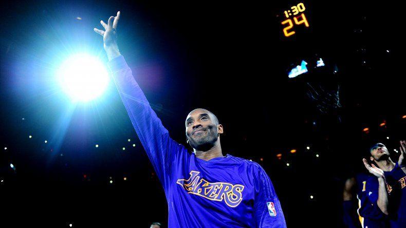 """Hollywood lamenta muerte de Kobe Bryant: """"Fue un superhéroe"""""""