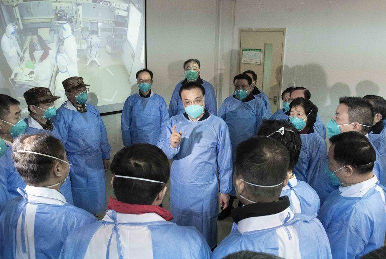 Resultado de imagen para A 106 asciende la cifra de muertos en China por coronavirus