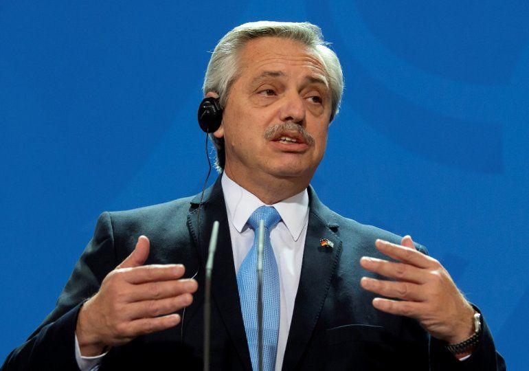 Resultado de imagen para presidente de argentina