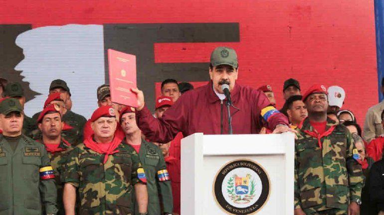 """Un informe de la ONU revela que el""""Cartel de los Soles"""" es una organización que ha permeado los cuerpos de seguridad en Venezuela."""