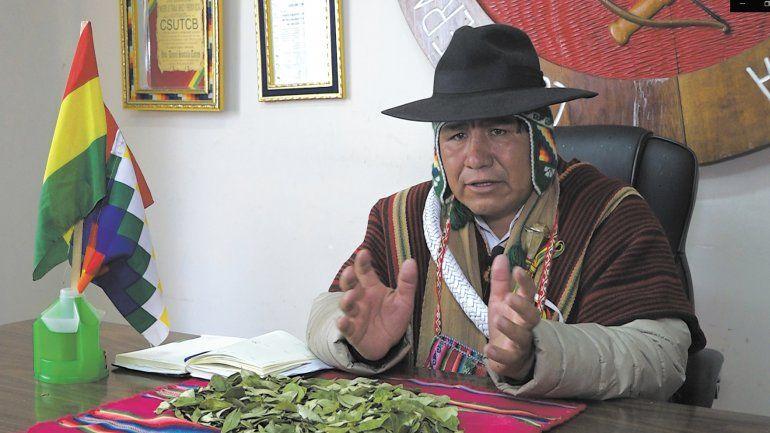 Nelson Condori concedió una exclusiva a DIARIO LAS AMÉRICAS y explicó por qué los bolivianos se echaron a las calles.