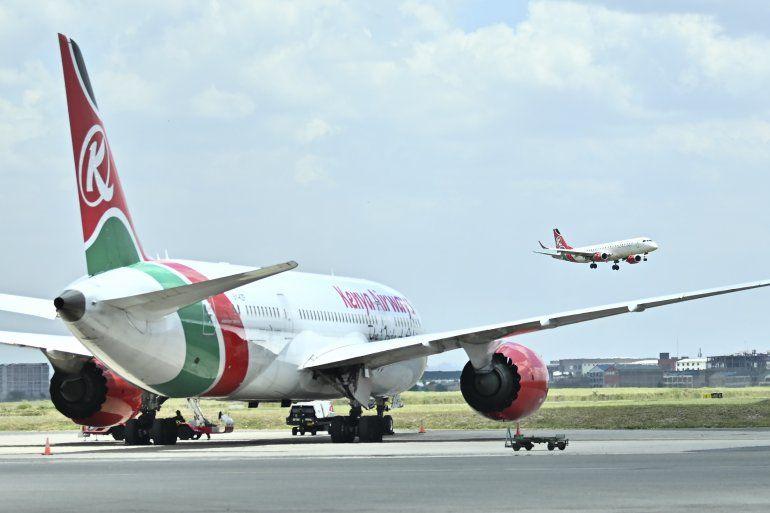 Los vuelos desde Asia y el Pacífico experimentaron una caída del 41%.
