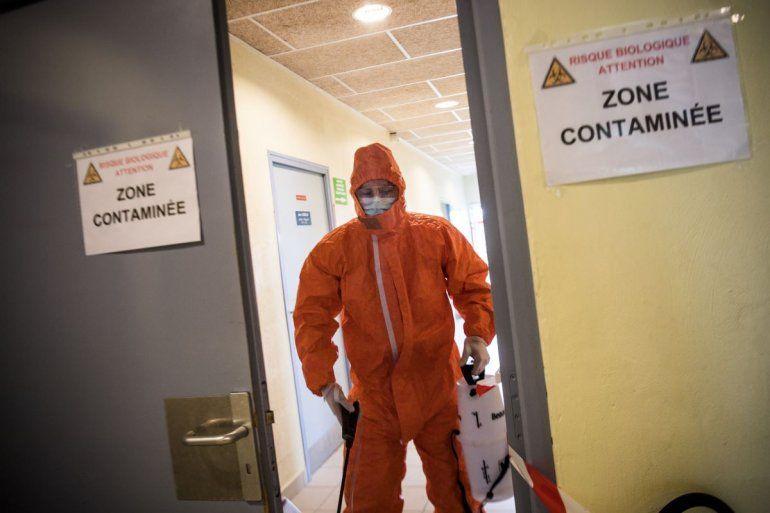 Para frenar la propagación del coronavirus en Francia