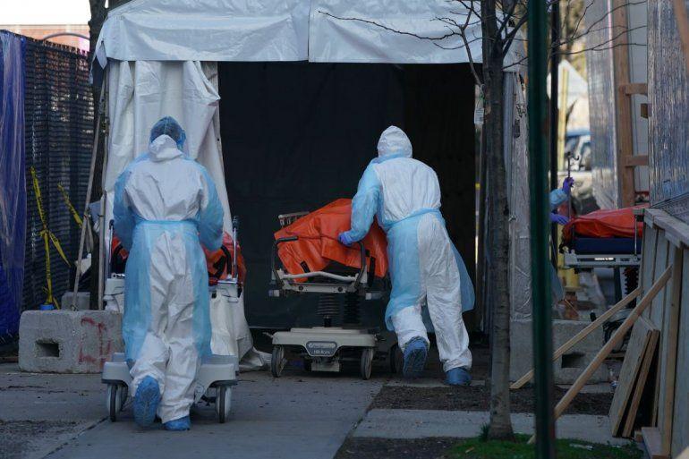 Coronavirus: EEUU registra más de 10.000 muertes | Estados Unidos ...