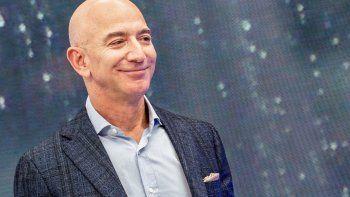 Jeff Bezos, el fundador de la compañía Amazon.